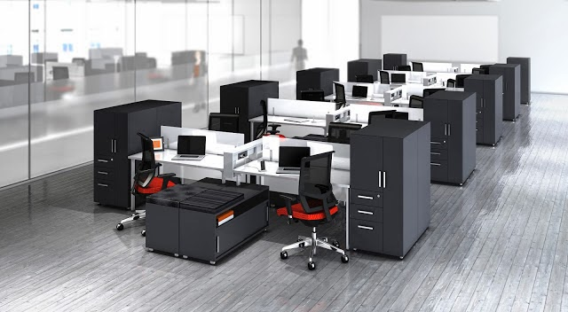 Incredible Office Desk Configurations The Office Furniture Blog At Officeanything January 2016
