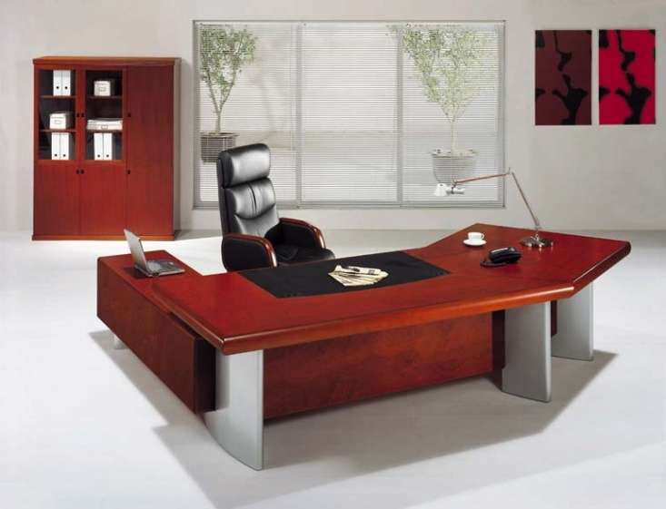 Incredible Professional Office Furniture Designer Style Executive Desk Professional Office Furniture