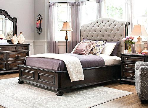 Incredible Queen Bedroom Set With Armoire Raymour Flanigan Bedroom Sets Lidovacationrentals