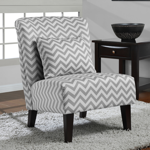 Incredible Red And Grey Accent Chair Impressive On Chevron Accent Chair Blue Chevron Print Accent Chair