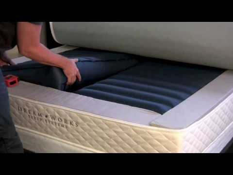 Incredible Replace Waterbed Mattress With Regular Mattress Softside Waterbed Replacement Options Youtube