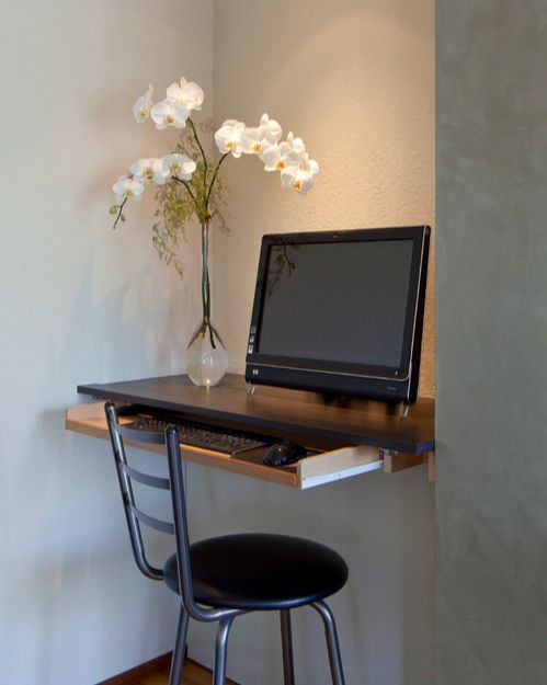 Incredible Small Computer Desk Brilliant Small Computer Desk Ideas Stunning Office Decorating