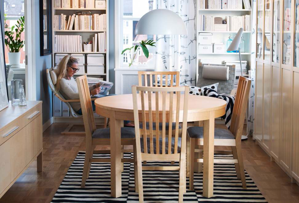 Incredible Small Dining Room Sets Ikea Ikea Dining Room Tables And Chairs Dining Room Decor Ideas And