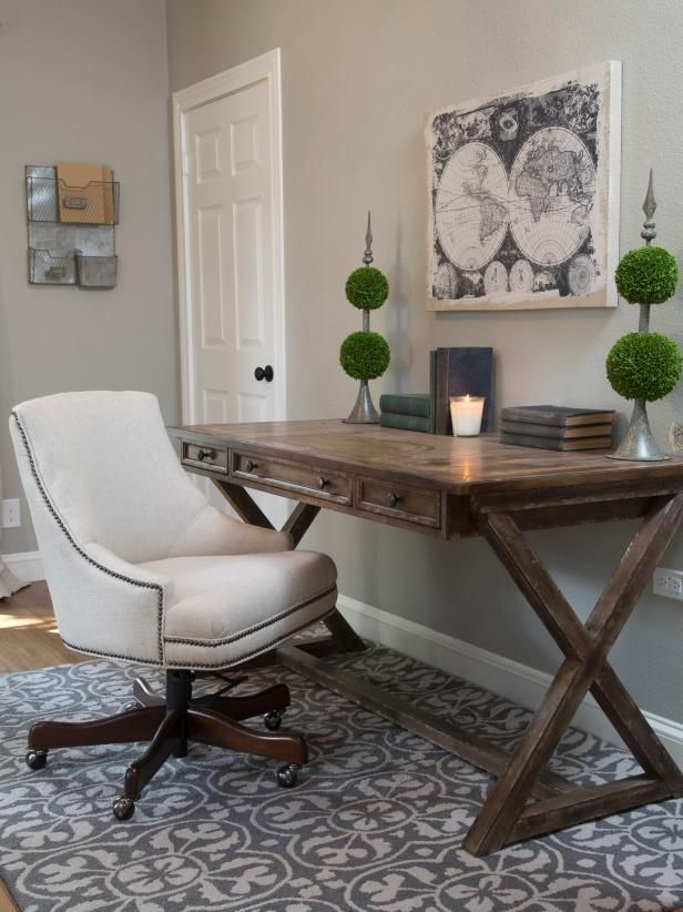Incredible Small Home Desk Ideas 20 Great Farmhouse Home Office Design Ideas Home Office