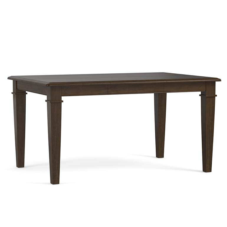 Incredible Square Dining Table Custom Square Table Dining Bassett Furniture