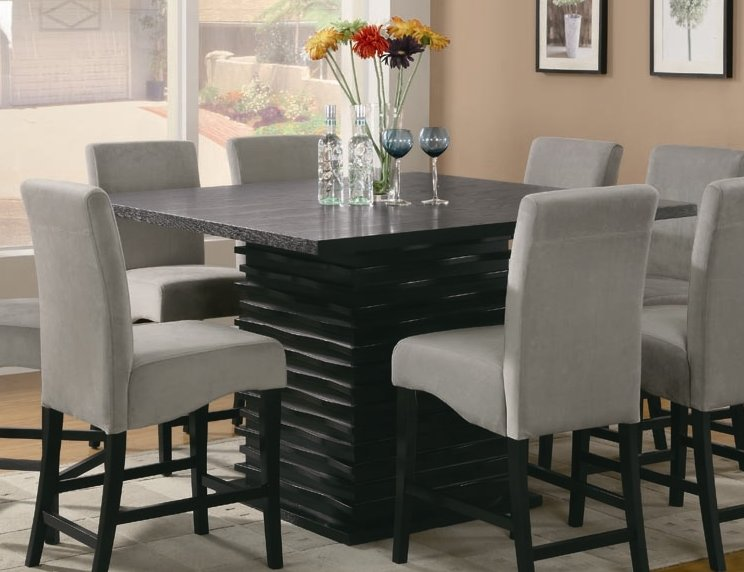Incredible Square Dining Table Square Kitchen Dining Tables Youll Love Wayfair