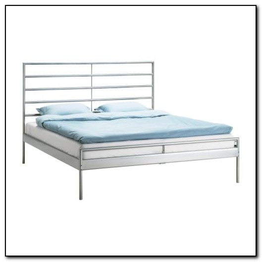 Incredible Twin Size Metal Bed Frame Ikea Home Design Ideas