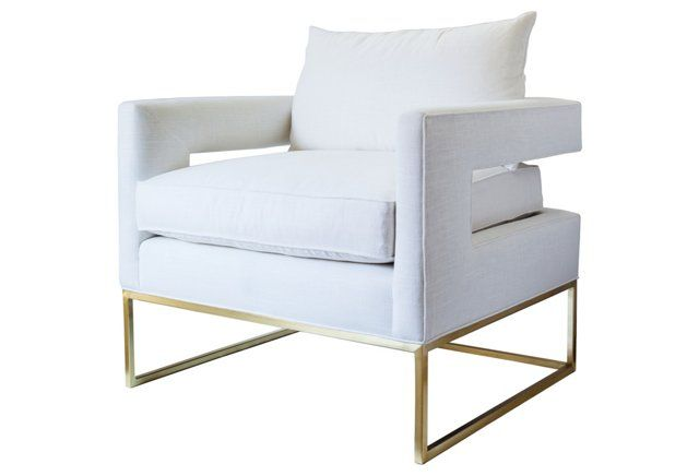Incredible White And Gold Accent Chair White And Gold Accent Chair Modern Chairs Quality Interior 2017