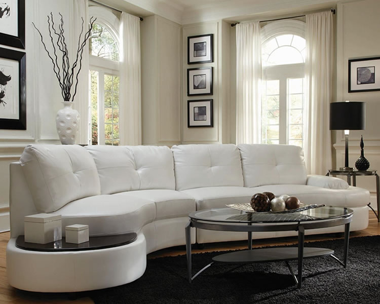 Incredible White Leather Living Room Chairs Modern And Contemporary White Sofa Designs Living Room Furniture