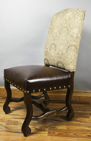 Incredible Wood Dining Chairs With Leather Seats Dining Chairs Leather Seat Home Design