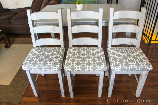 Incredible Wooden Dining Chairs With Padded Seats How To Reupholster A Dining Chair Seat Diy Tutorial The