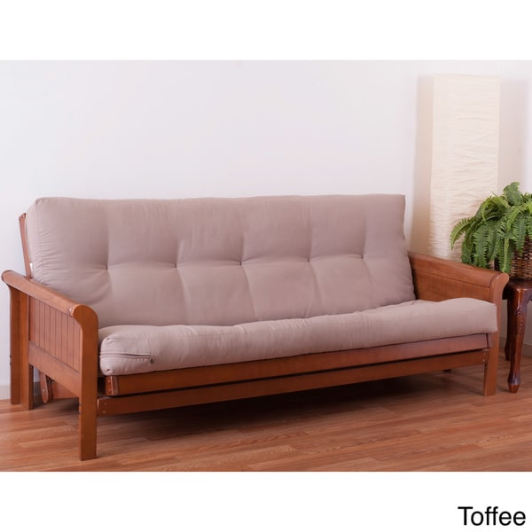 Innovative 72 Inch Futon Mattress Tufted Cotton Foam Full Size 6 Inch Futon Mattress Only Free