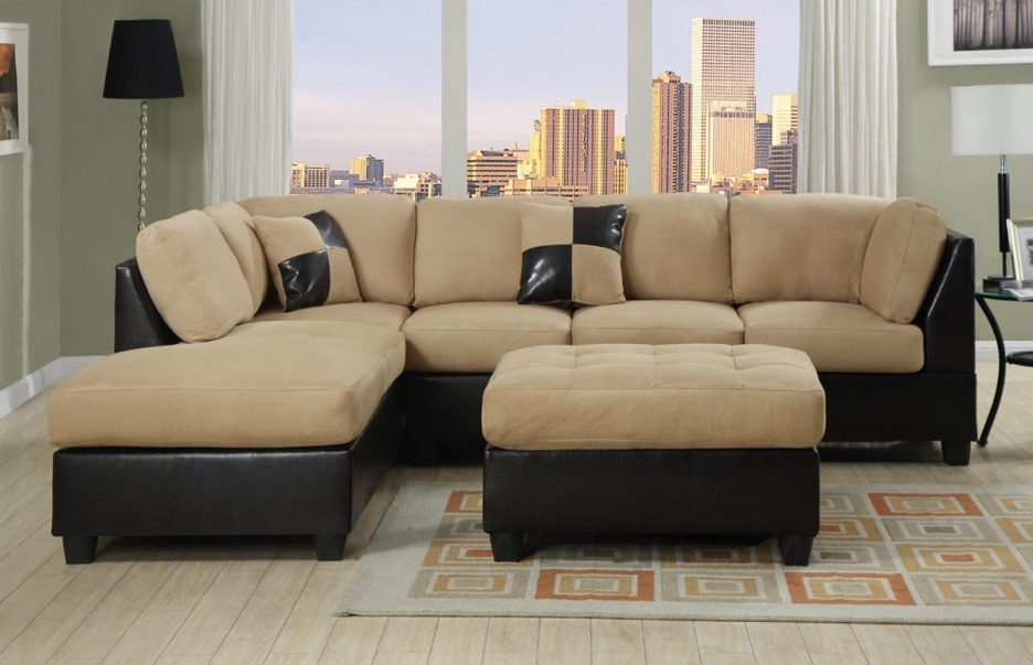Innovative Ashley Corduroy Sectional Sofa Living Room Havertys Furniture Sectionals Sectional Sofas Ashley