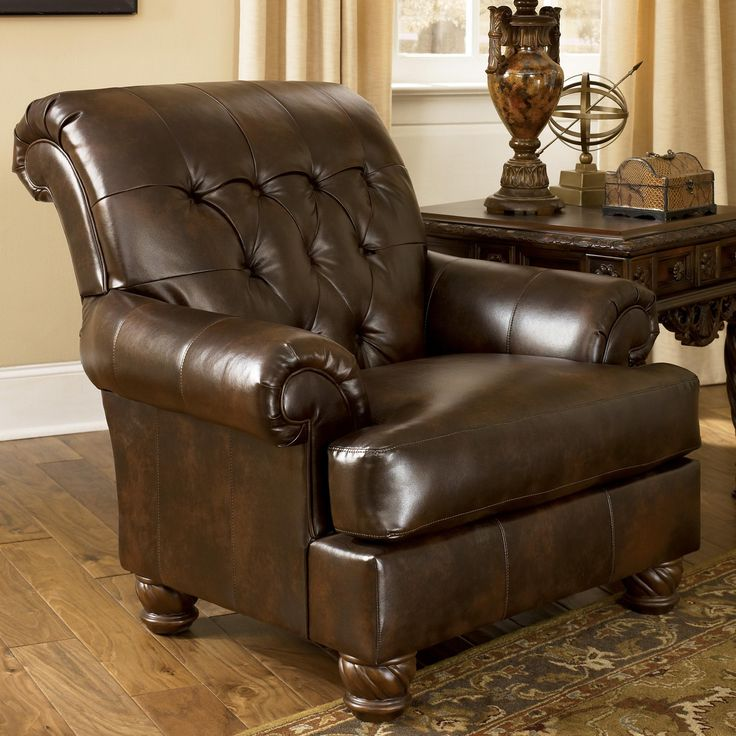 Innovative Ashley Furniture Leather Chair Ashley Furniture Leather Chair Furniture Design Ideas