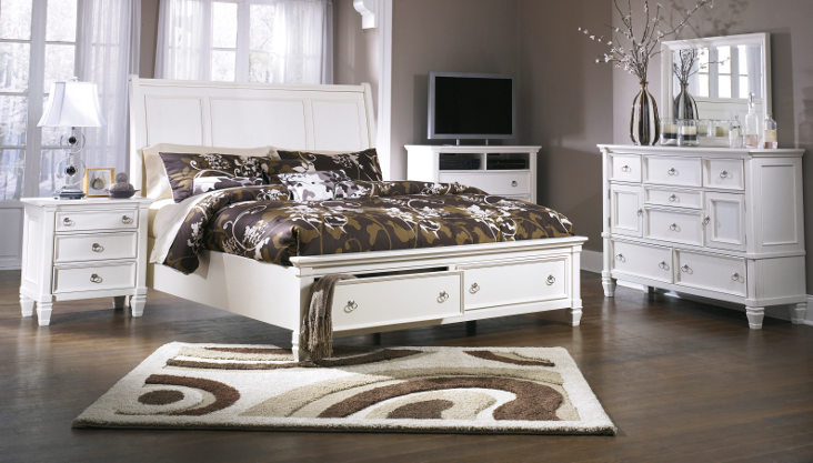 Innovative Ashley White Bedroom Furniture Ashley Prentice Bedroom Set Bedroom Furniture Discounts