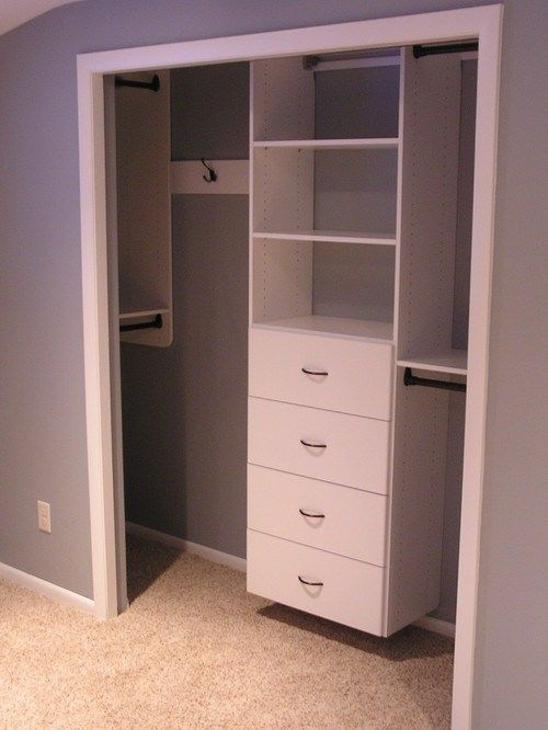 Innovative Bedroom Closet Designs For Small Spaces Best 25 Small Closets Ideas On Pinterest Small Closet Design