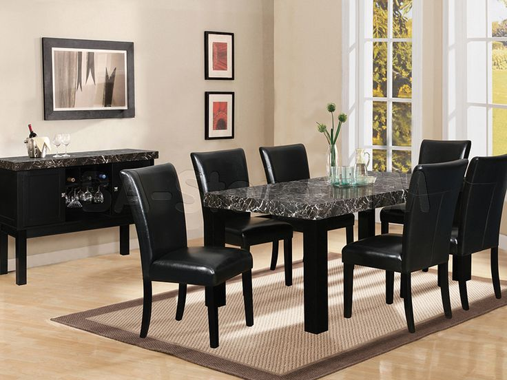 Innovative Black Dining Table And Chairs Set How To Select Black Dining Table And Chairs Blogbeen