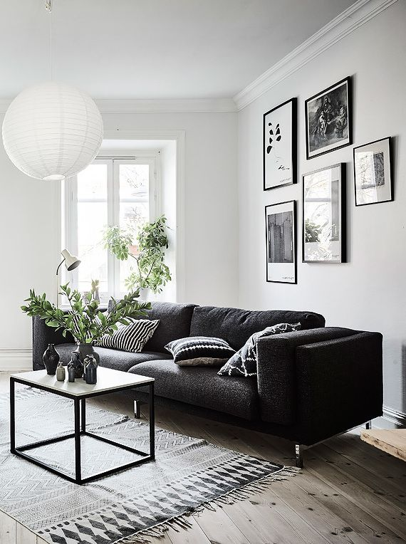 Innovative Black White Chairs Living Room Best 25 Black Sofa Ideas On Pinterest Black Sofa Living Room
