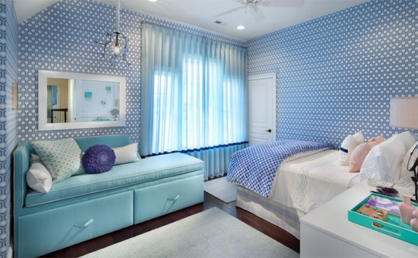 Innovative Chaise Lounge For Teenager Room 20 Examples Of Girls Bedroom Lounge Youd Die For Home Design Lover