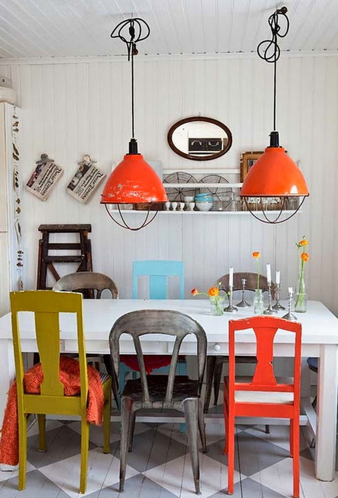 Innovative Colorful Dining Chairs Colorful Dining Chairs Modern Mix Up Design Lovers Blog