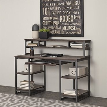 Innovative Compact Office Furniture 5 Best Pieces Of Office Furniture For Small Spaces Overstock