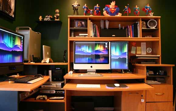 Innovative Computer Desk Setup Ideas Best Computer Desk Setup Ideas Stunning Home Office Design Ideas