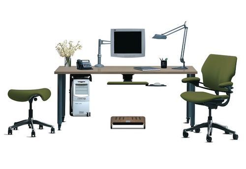 Innovative Computer Table And Chair Ergonomic Computer Desk