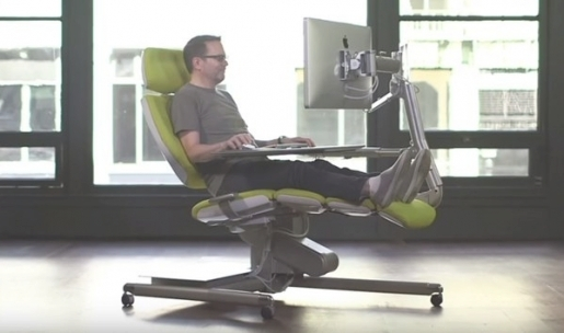 Innovative Computer Workstation Chair Ergoquest Zero Gravity Chairs And Workstations Ergoquest Zero In