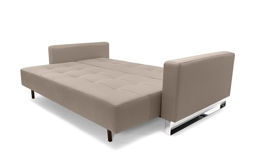 Innovative Convertible Sofa Bed Queen Size Cassius Deluxe Excess Sofa Bed Queen Size Classic Gray Innovation