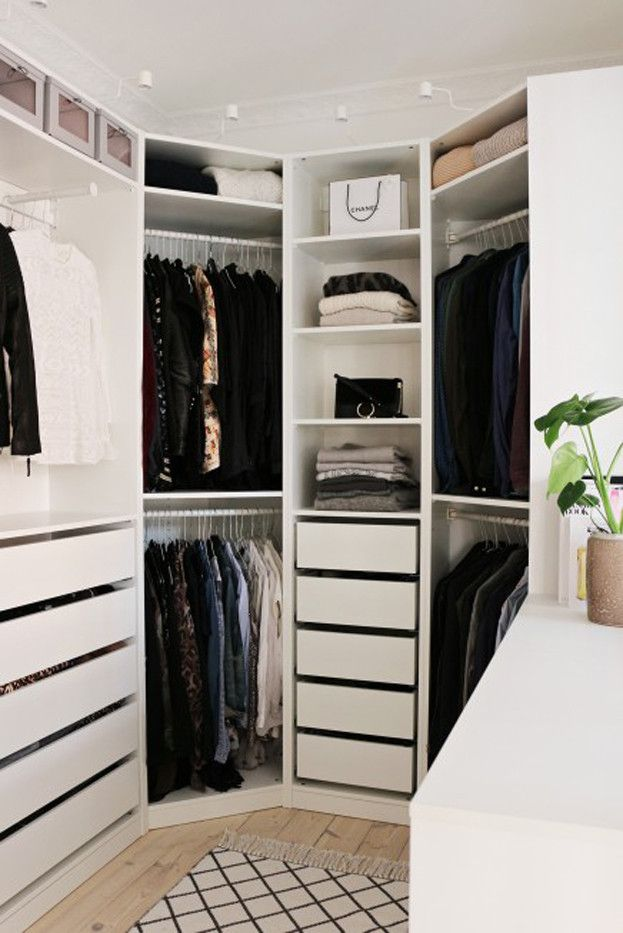 Innovative Corner Closet Organizer Ikea Best 25 Corner Wardrobe Ideas On Pinterest Corner Closet