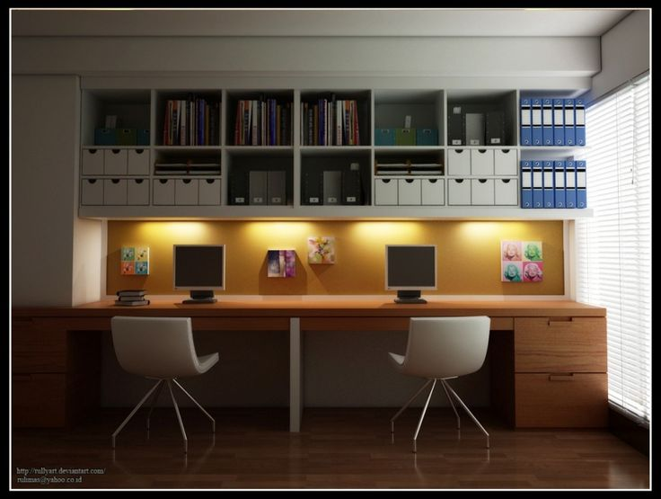 Innovative Desk For Two Computers Best 25 Two Person Desk Ideas On Pinterest 2 Person Desk Home