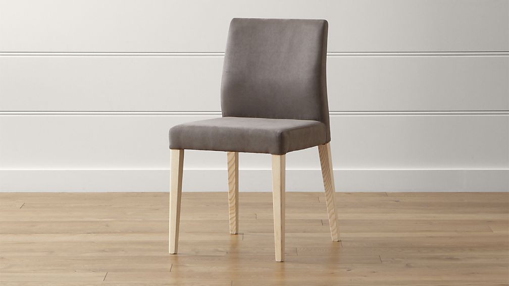Innovative Dining Chairs Natural Wood Monterey Natural Dining Chair Crate And Barrel