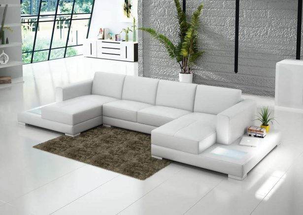 Innovative Double Chaise Lounge Sectional Sofa Sofa Cheap Sectional Sofas Gray Sectional Sofa Reclining