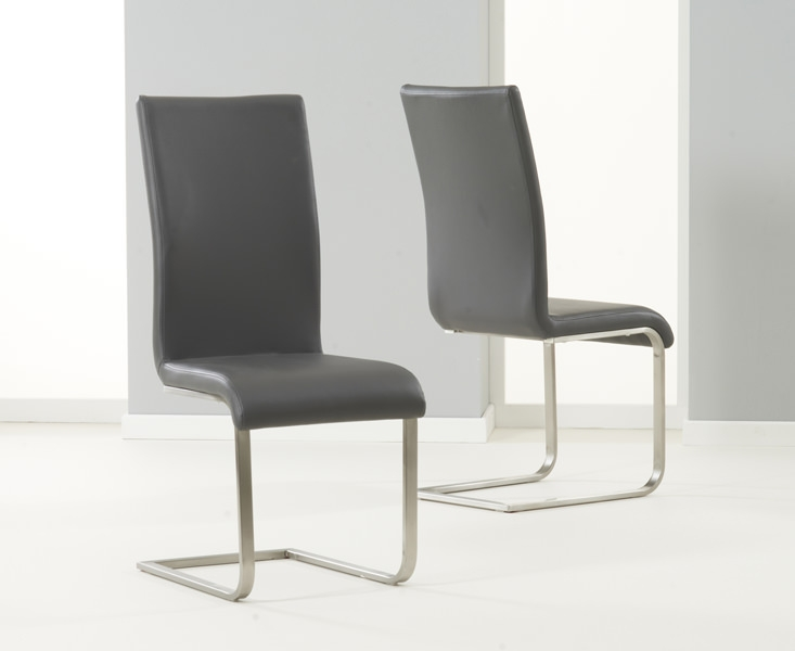 Innovative Faux Leather Dining Chairs Chairs Marvellous Gray Leather Dining Chairs Gray Leather Dining