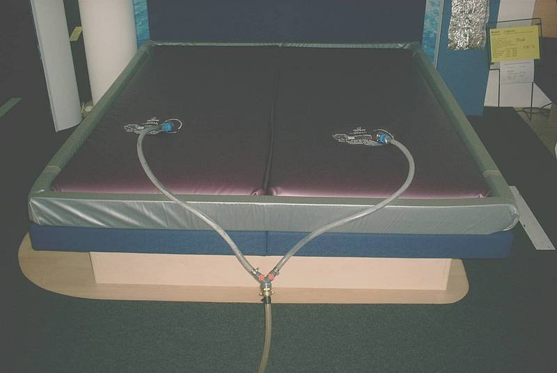 Innovative Full Motion Waterbed Mattress Softside Single Full Motion Waterbed Mattress Buy Waterbed