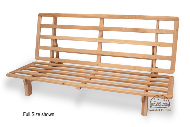 Innovative Futon Sofa Frame Only Bi Fold Sofa Bed Futon Couch Wood Futon Frame Shop4futons