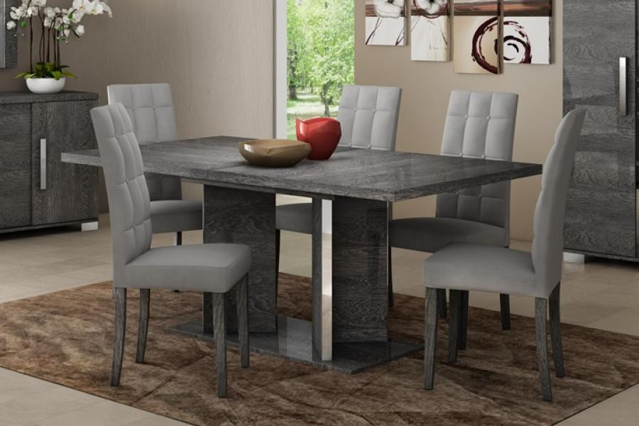 Innovative Gray Dining Chairs Grey Leather Dining Room Chairs Dining Chairs Design Ideas