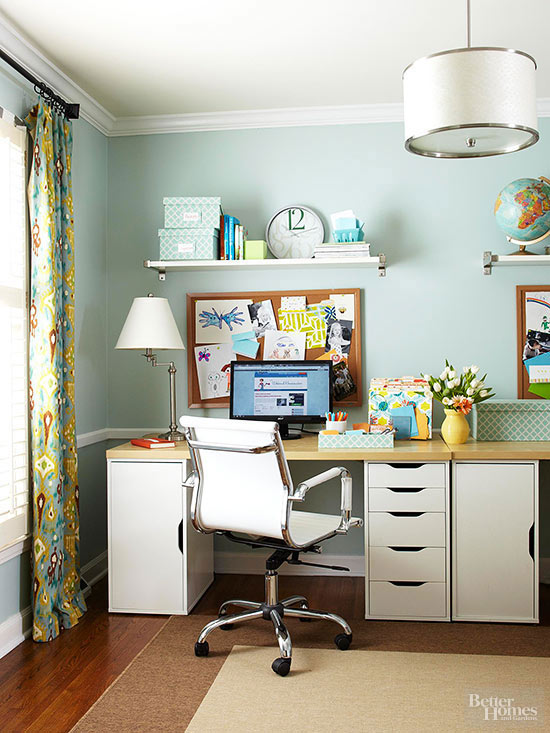 Innovative Home Office Desk With Shelves Home Office Storage Organization Solutions