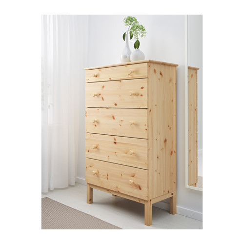 Innovative Ikea 5 Drawer Chest Of Drawers Tarva Chest Of 5 Drawers Pine 79x127 Cm Ikea