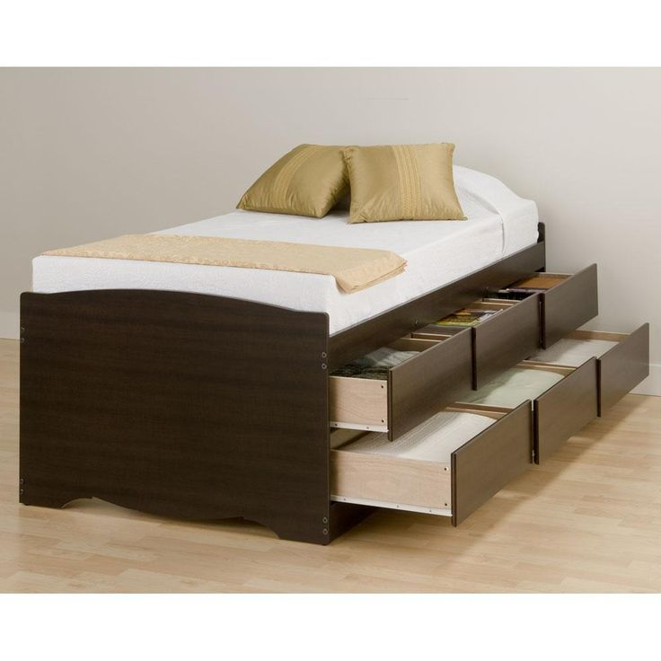 Innovative Ikea Double Bed With Storage Drawers Breathtaking Ikea Twin Bed With Storage Drawers 83 For Interior