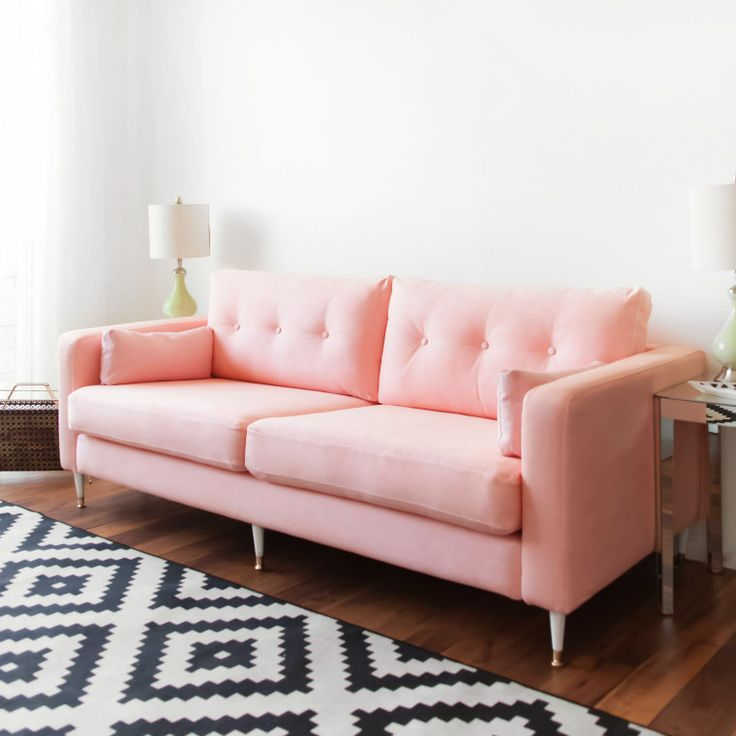 Innovative Ikea Mid Century Couch Best 25 Sofa Makeover Ideas On Pinterest Salon Blue Eclectic