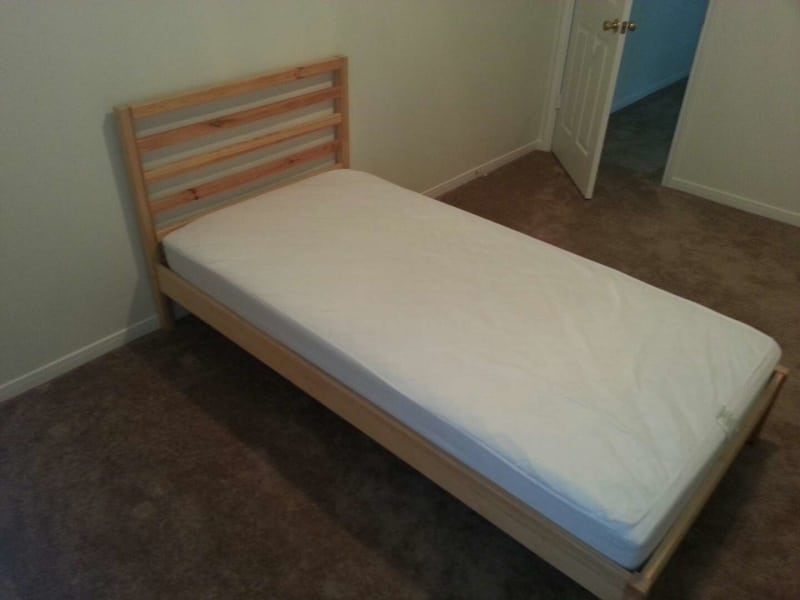 Innovative Ikea Twin Bed Headboard Ikea Twin Bed Mattress Cool As Twin Bed With Storage On Twin Bed