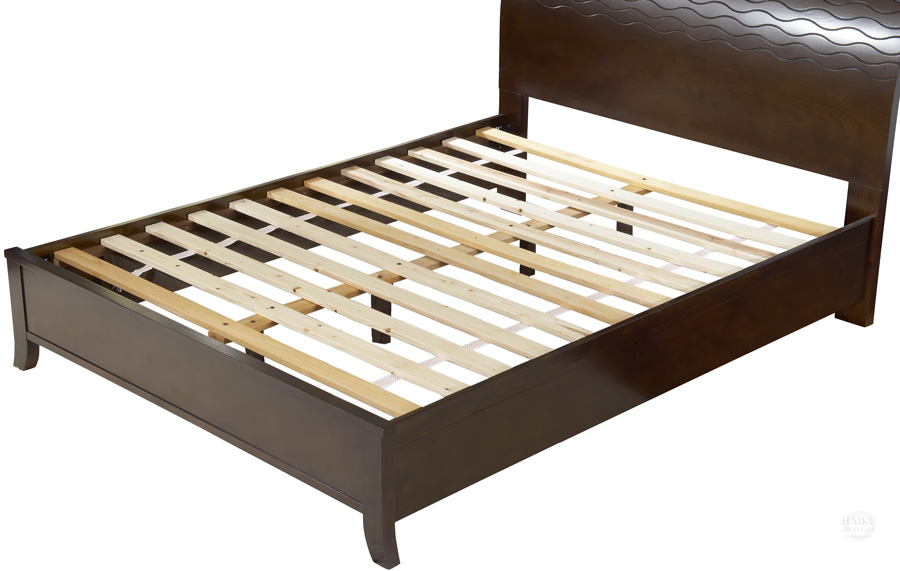 Innovative King Size Bed With Slats Putting A Mattress On Wood Or Steel Slats