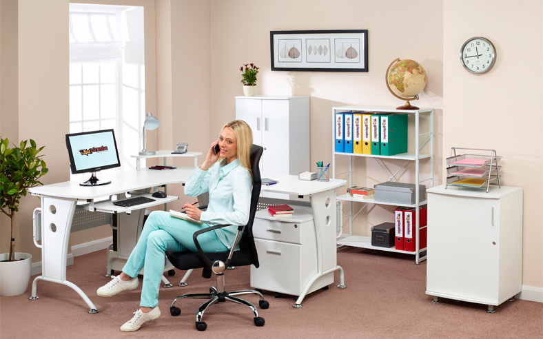 Innovative Large Computer Desks For Home Home Office Desks Uk Piranha Trading