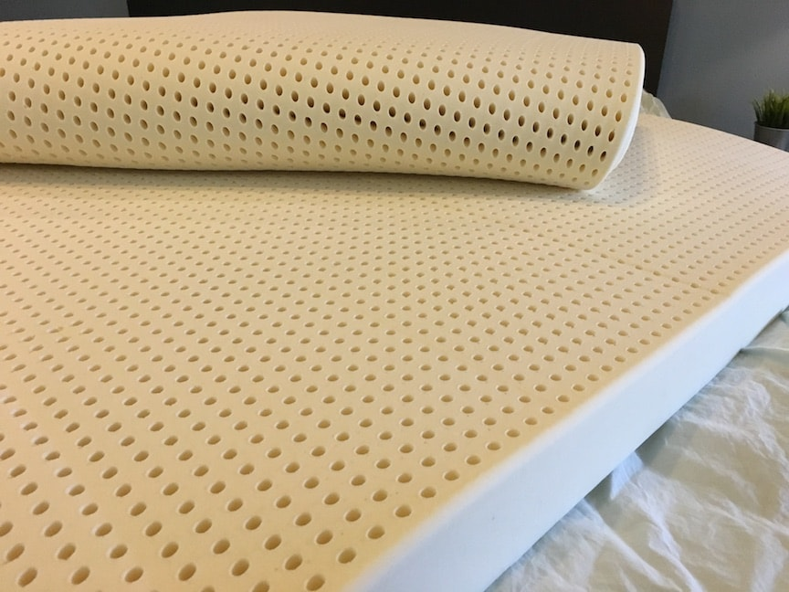 Innovative Latex Mattress Topper Reviews Latex For Less Review Soft Latex Mattress Topper Get Green Be Well