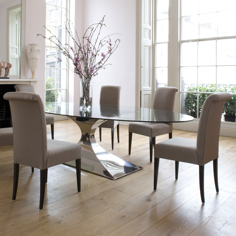 Innovative Leather Upholstery For Dining Room Chairs Dining Room The Lovely Upholstered Chairs For Dining Room Nila