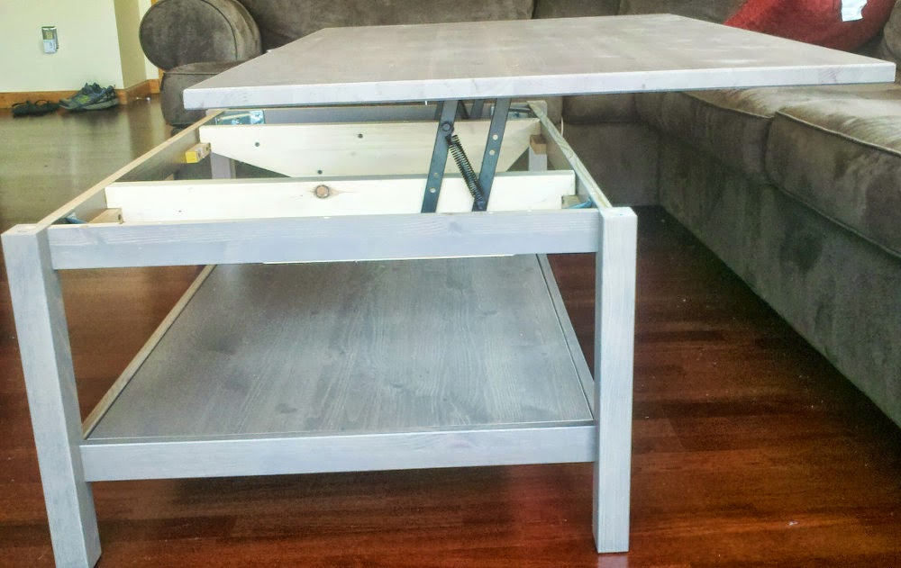 Innovative Lift Top Desk Ikea Hemnes Lift Top Coffee Table Ikea Hackers Ikea Hackers