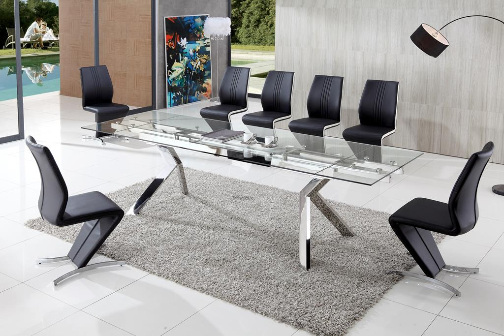 Innovative Modern Glass Dining Table Set Modern Glass Dining Table Sets Table Saw Hq