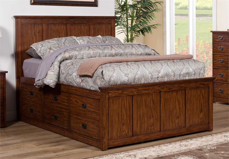 Innovative Oak California King Bed California King Storage Bed Oak Design California King Storage