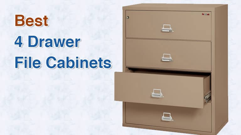 Innovative Office File Cabinets With Locks Top 10 Best 4 Drawer File Cabinets In 2018 Home Office Furniture